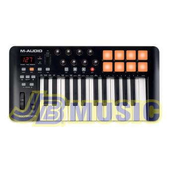 M-Audio Oxygen 25 IV Keyboard Controller (Black)