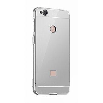 M-Series Mirror Back Case for Xiaomi Mi 4s (Silver)