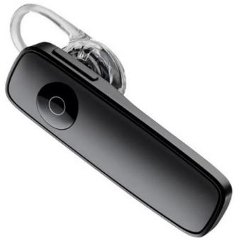 M165 Bluetooth V4.0 Stereo Smartphone Headset for iphone Android(Black) - 4