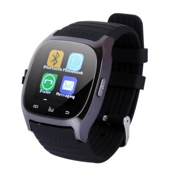 M26 Bluetooth Smart Watch for Android Samsung Phone (Black) - 5