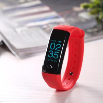 M2S Smart Wrist Band Watch Blood Pressure Monitor Heart Rate