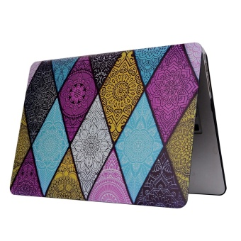 MacBook Air 13 Case Plastic Hard Shell Cover Protective for Macbook Air 13 inch Models A1369, A1466 (Totem) - intl