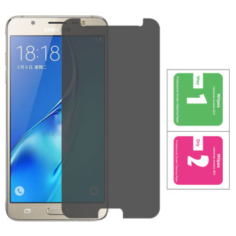 Magic Glass Privacy Tempered Glass Screen Protector for SamsungGalaxy J7 2016