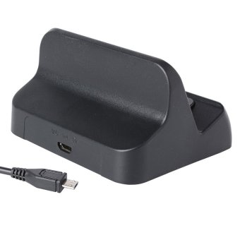 Magnetic Desktop Charging Dock Stand Station For Sony Xperia Z2 / Z3 Compact - 4