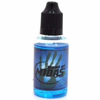 Malaysian 30ml Premium Vapor E-Juice for Electronic Cigarette Setof 5 (666/FuntaOrange/MidasBlue/MidasRed/Mr.Juicer) - 5