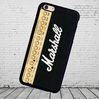 Marshall Amplification Guitar Amplifiers 02 phone case for iPhone 66s - intl