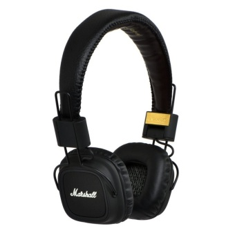 Marshall Major II Over-the-Head Headphones (Black) Price Philippines