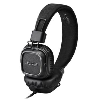Marshall Major II Over-the-Head Headphones (Pitch Black) Price Philippines