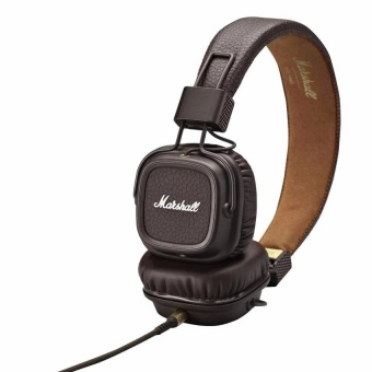 Marshall Major II Stereo Noise Isolating Over-Ear Headphones with Mic - intl Price Philippines