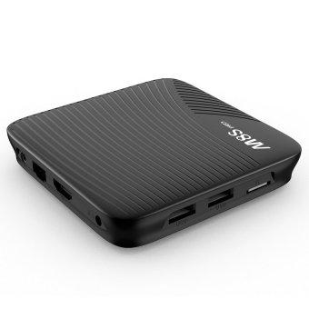 MECOOL M8S PRO Android 7.1 TV Box BT 4.1 3G 16G DDR4 Amlogic S9122.0GHz Octa Core ARM Cortex-A53 64bit 4K Full HD 3D PK KM8P Pro X92- intl - 3