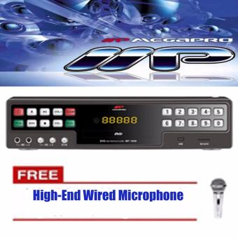 Megapro MP-1000 Karaoke Player (Black) w/ Up to 18K songs with Many MTV's and MP3's (Undergo Product Testing Before Shipped)