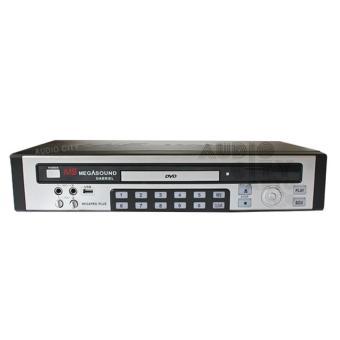 Megasound Gabriel Karaoke MIDI/DVD Player with CD and Songbook(Black) - 2