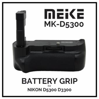 Meike MK-D5300 Multi-Power Battery Pack for Nikon D5300 D3300