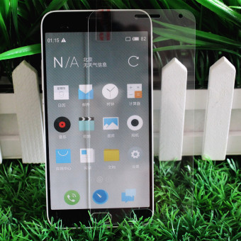 MEIZU note2 transparent full screen tempered Film