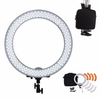 "Meking Dimmable 14"" LED Ring Light Outer 40W 180PCS LED Photo Video Studio Light - intl Price Philippines"