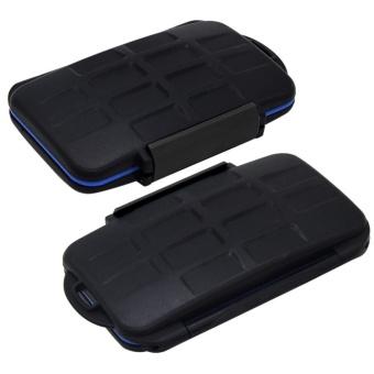 Memory Card Case Holder for 8 x SDHC Cards MC-SD8 WaterproofAnti-shock - intl - 4