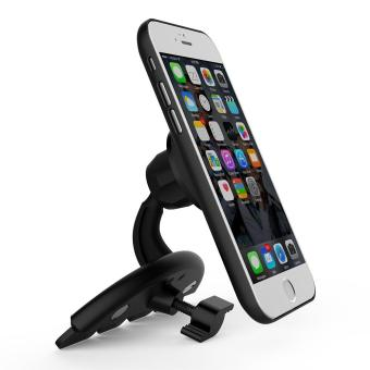 MEMTEQ Universal 360 Magnetic Mount Car CD Slot Holder Stand For GPS iPhone