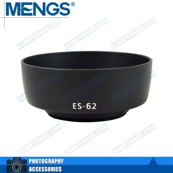 Mengs ES-62 Camera Lens Hood for Canon EF 50mm F1.8 II