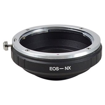 MENGS NX Lens Mount Adapter Ring Aluminum And Copper Material ForCanon EF Lens To Samsung NX Camera Body