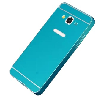 Metal Case for Samsung Galaxy Grand Prime G530H/G5308 (Blue)