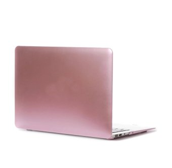 Metal Shell Protective Tablet Case For Apple Mac-book 13.3 Inch pro(Rose gold) - Intl