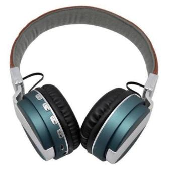 Metal Sport-Beat Wireless Headset (Jade Green )