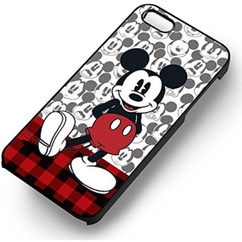 Mickey Mouse Cute for Iphone 6 and Iphone 6s Case (White RubberCase) - intl Price Philippines