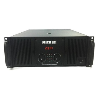 MICKLE CA18 Professional Power Amplifier Price Philippines