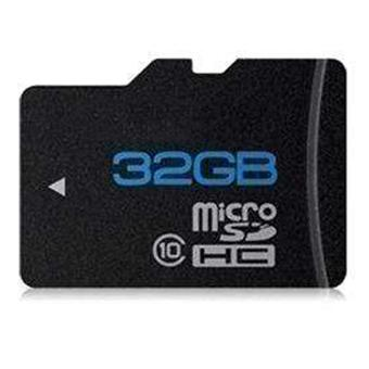 Micro SD 32G Memory Card EVO MicroSD UHS-I Class10 SDHC SDXC C10 UHS TF Trans Flash Card - intl Price Philippines