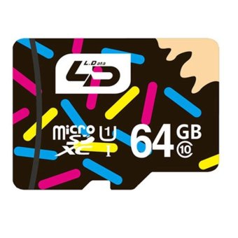 Micro SD Card 64GB Class 10 Memory Card Flash Memory Microsd forSmartphone