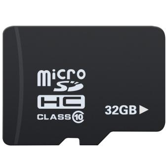 Micro SD Class 10 High Speed Microsd Card 32GB Memory Card Micro sd card For Smart phone - intl