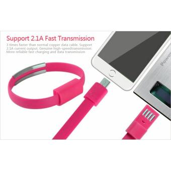 Micro USB Cable Bracelet Charging USB Data Cable For Android Port Price Philippines