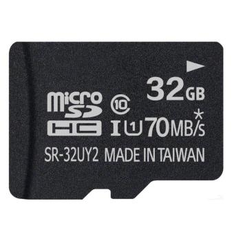 MicroSD Card 32GB Class10UHS1 Memory Card Flash Memory Card Micro sd TF Card for Smartphone Pad Camera - intl