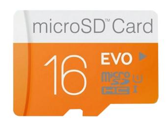MicroSD Memory Card 16GB (Intl)