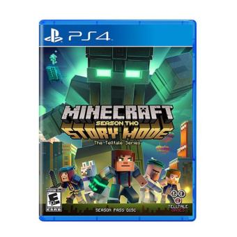 Minecraft Story Mode Season 2 PS4 GAME R1 MINT CONDITION