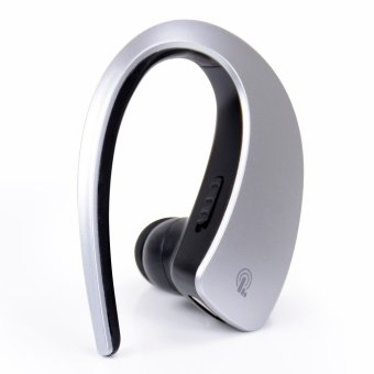 Mini Bluetooth Headset Portable Wireless Earphone Headphone V4.1 Blutooth In-Ear Auriculares with Microphone for Mobile Phone - intl