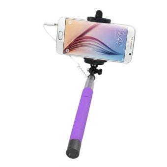 Mini Extendable Fold Handheld Self-portrait Holder Stick