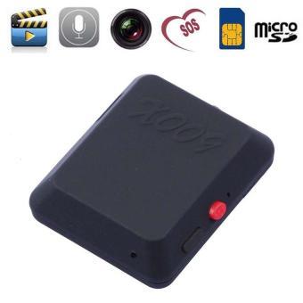 Mini GSM SIM Card Hidden Spy Camera Audios Videos Record EarBugMonitor X009 - 2