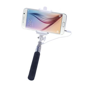 Mini Handheld Extendable Monopod For Cell Phone (Black) - picture 2