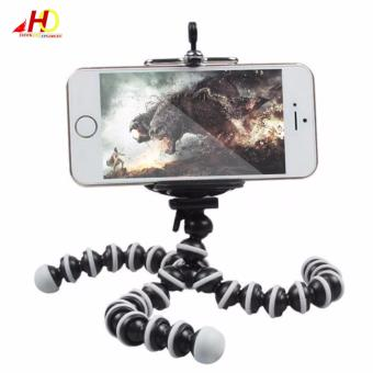 Mini Octopus Tripod Digital Camera/Phone/Action cam With mount