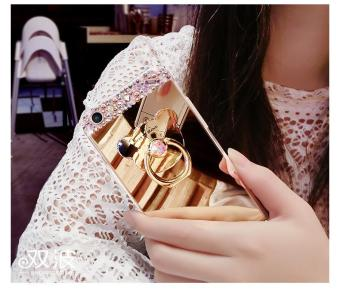 Mirror Phone Case Lady Cover Casing Phonecase For OPPO F1S - intl - 2