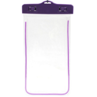 MMC Water Proof Case for Mobile Phone (Violet)