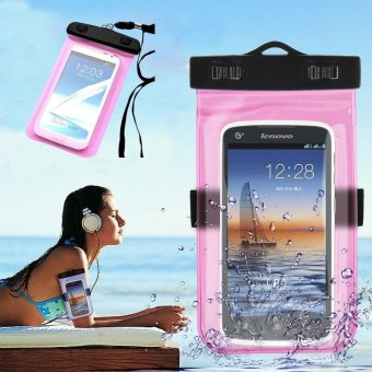 Mobile Phone Waterproof Bag Case for iPhone 5 5s SE 5c 6 6s PlusUnderwater Water Proof cover for Samsung S6 S7 edge Note 5 - intl