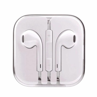 Model Stereo In-Ear Headphones (White)