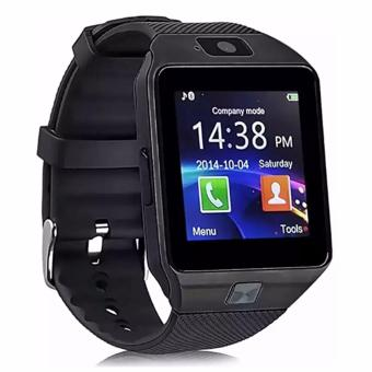 Modoex DZ09 Bluetooth Touch Screen Smart Wrist Watch Phone withCamera (Black)