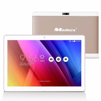 Modoex Knacx 10.1 Inch 16 GB Tablet (Gold)