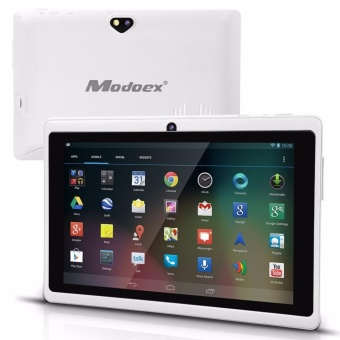 Modoex M710 Upgraded 1024 x 800 IPS Screen 512MB RAM 8GB ROM A7 Cortex Quad Core Tablet (White) Buy 1 Take 1