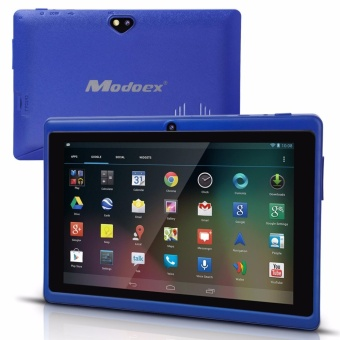 Modoex M710 Upgraded 1024 x 800 IPS Screen 512MB RAM 8GB ROM A7 Cortex Quad Core Tablet(Blue)