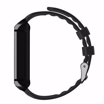 Modoex M9 Phone Quad Smart Watch (Black) Set of 2 - 3