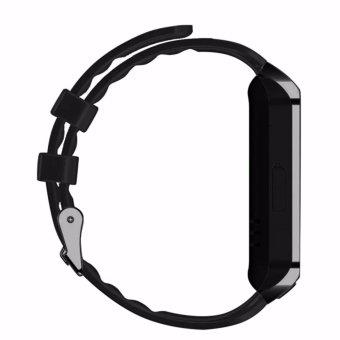 Modoex M9 Phone Quad Smart Watch (Black) Set of 2 - 2